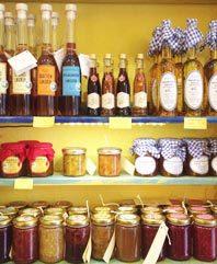 Regionalwaren in Zarrentin